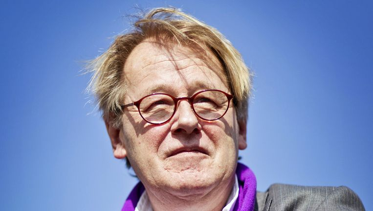CNV-voorzitter Jaap Smit Beeld ANP