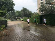 Niet veel uitvallers onder 7500 deelnemers Vestingloop Den Bosch