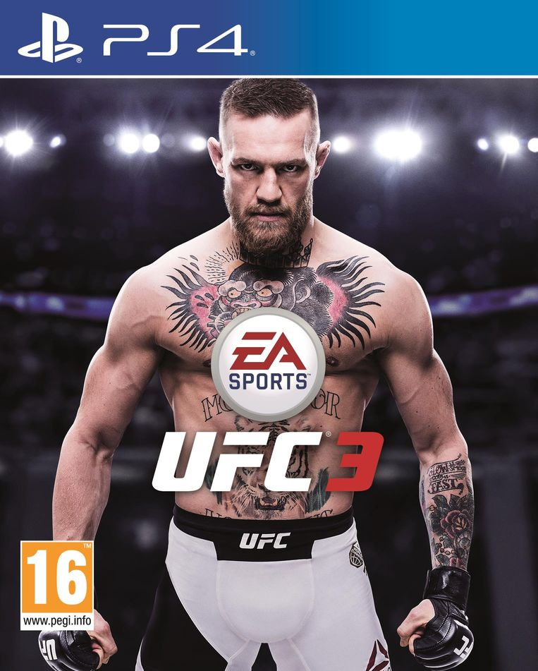 EA Sports' relatief nieuwe UFC-franchise is al aan zijn derde editie toe. Beeld Electronic Arts