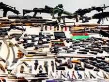 Meer wapeninleveracties in Rotterdam: 'Alles doen om wapens van de straat te krijgen'