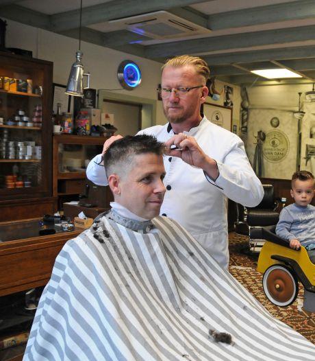 Mark wil meer dan alleen barber zijn; 'Een winkel met allerlei dingen die mannen leuk vinden'