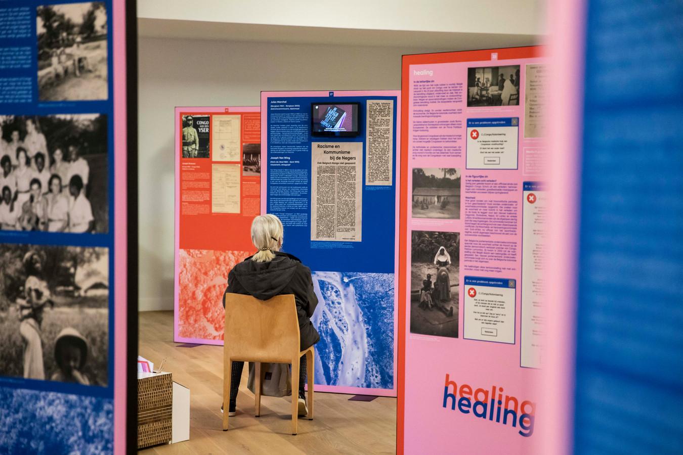 Museum DE MINDERE in Sint-Truiden verlengt de expo Bacongo Limburg en verrast haar bezoekers binnenkort met een online lezing.