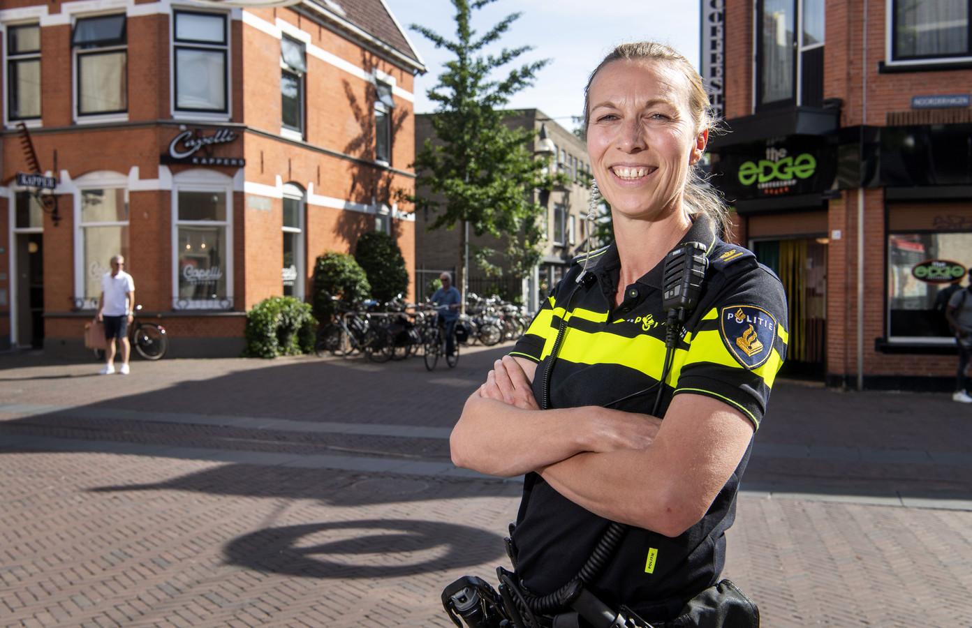 """Politiechef Marleen Abbes over de aanpak van de (drugs)overlast in de omgeving van het Muziekkwartier: """"Hebben we ons doel al behaald? Nee. Hebben we veel bereikt? Ja."""""""