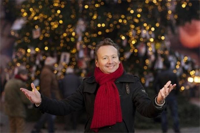Joris' Kerstboom komt naar Deventer.