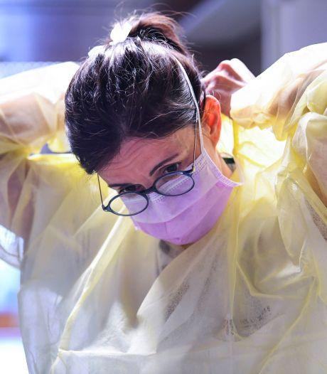 Les nouvelles contaminations augmentent de 42%