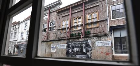 Rotte kies Palazzo wordt met dwang aangepakt