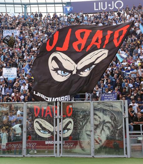 """La Lazio sanctionnée par l'UEFA pour """"comportement raciste"""" de ses fans"""