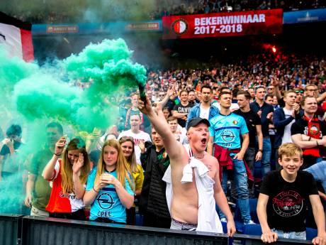 LIVE | Legioen laat Feyenoord niet vallen, geen 'Everest Challenge'-record voor Buchmann