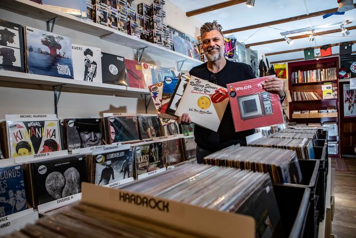 Wilco de Bruin van Variaworld: ,,Deventer is een echte 'struinstad', die populair is onder muziekliefhebbers.''