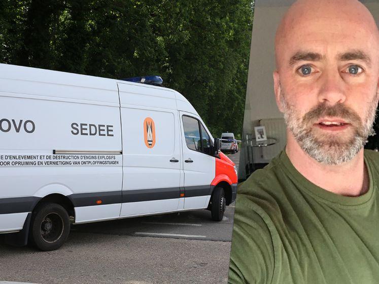 """LIVE. Parket bevestigt dat lichaam van Jürgen Conings is - OCAD: """"Geen imminente dreiging meer"""""""