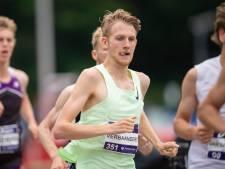 Veldhovense atleet Tim Verbaandert slaat met grotere entourage weg naar top in