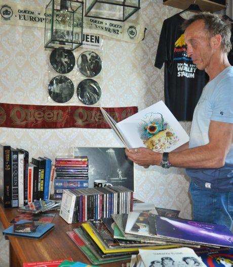 Hoe goed Queen is, weet fan Jos Rutters uit Waspik al láng: 'De band heeft me nog nooit teleurgesteld'