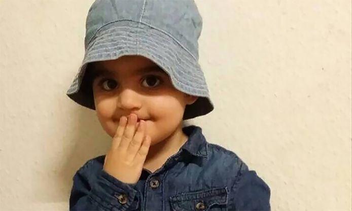De 2-jarige Mawda liet het leven tijdens een mensensmokkeltransport.