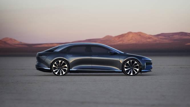 Tot 837 kilometer met één batterij: dit zijn de auto's met het grootste rijbereik