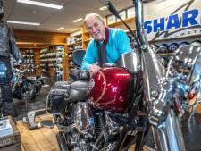 Kalsbeek stopt met zijn motorzaak in Zwolle (maar niet van harte)