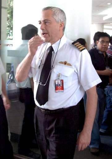 Piloot John Francis Barter: held van de dag.