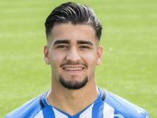 Wael Nasser van FC Eindhoven O21 naar FC Eindhoven AV
