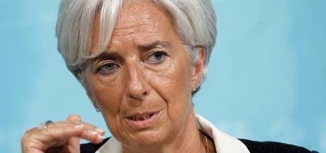 Le FMI verse une partie de l'aide à la Grèce