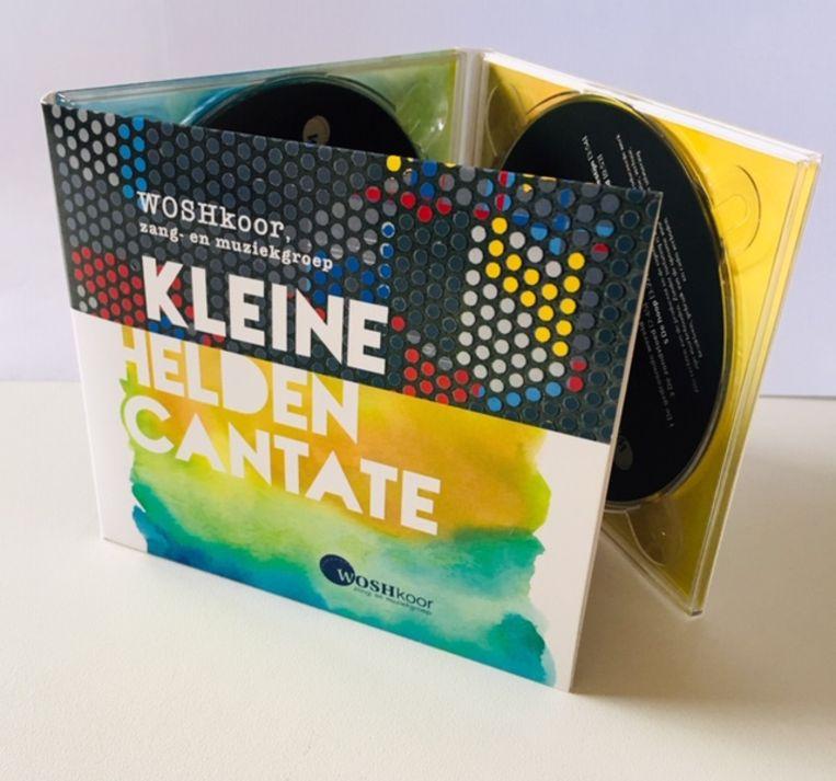 De cd is verkrijgbaar via de site van het koor, de leden en de wereldwinkel.