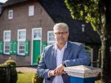 'Door corona is het geen gemakkelijke tijd om te starten als burgemeester', concludeert Jan ten Kate na  zijn eerste honderd dagen in Staphorst