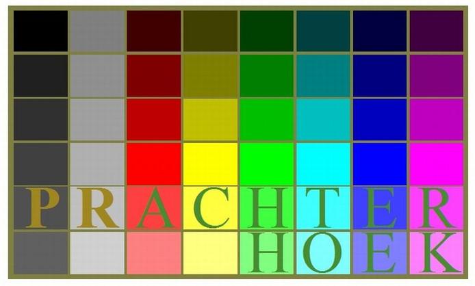 Alle kleuren van de (PR)achterhoek... Edo Winkel