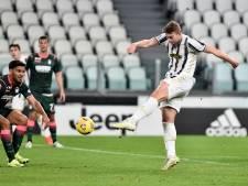 De Ligt mist cruciaal Champions League-duel met FC Porto