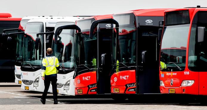 Ook werknemers in het streekvervoer staken op dinsdag 28 mei.