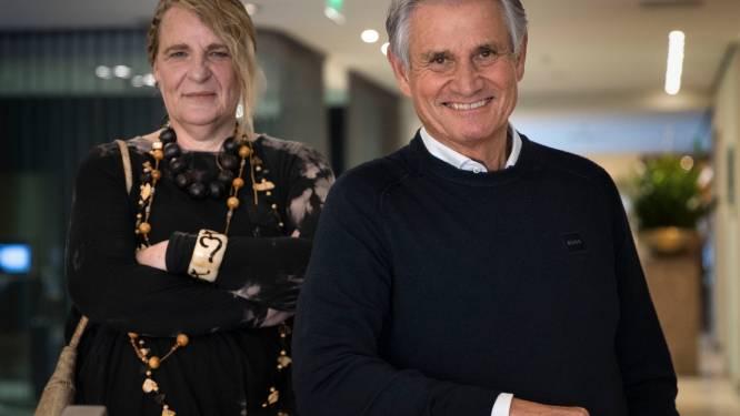Oud-wethouder Mary-Ann Schreurs verrast met nieuwe partij zonder politici: dj en daklozenhelper Hugo van Rooij is lijsttrekker