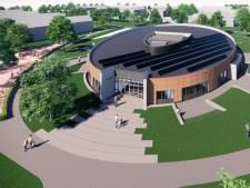 Nieuwbouw basisschool Vuurvogel in Malden iets later klaar, hele gebied ondergaat metamorfose