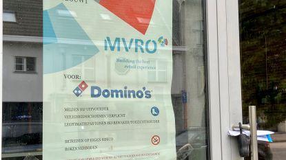 Pizzaketen Domino's treft voorbereidingen voor vesting op Antwerpsesteenweg in Westmalle