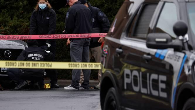 Zeker twee doden en meerdere gewonden bij schietpartij in winkelcentrum Idaho