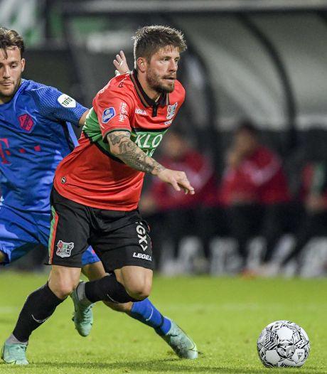 NEC lijdt tegen FC Utrecht eerste thuisnederlaag van het seizoen