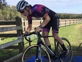 """Veldrijdster Meg De Bruyne knap tweede in Moerkerke: """"Ik voel dat ik sterker ben geworden"""""""