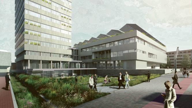 Stadhuis Eindhoven met label A++++ gaat van het aardgas af