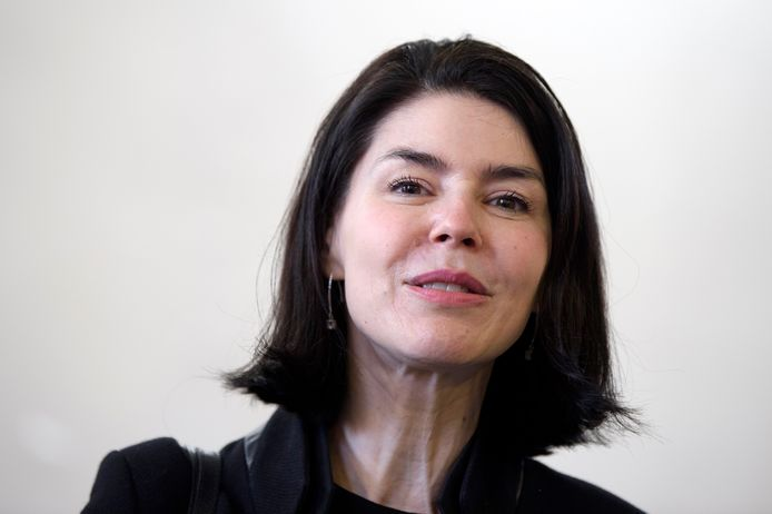 Waals minister van Onderwijs Valérie Glatigny.