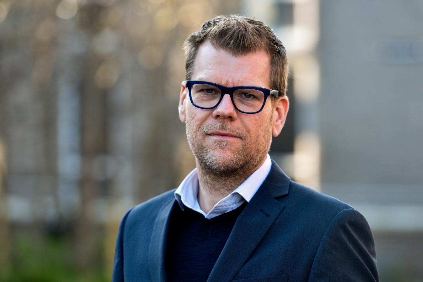Ruud van Eeten, directeur van Tiliander in Oisterwijk en Den Boogaard in Moergestel.