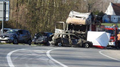 Trucker die onder invloed motard doodreed, kan 3 jaar in cel vliegen