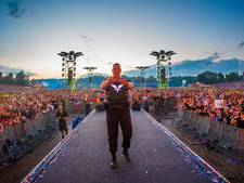 Joey van Ingen ontbreekt niet op Bruins Dak d'r Af-festival in Saasveld