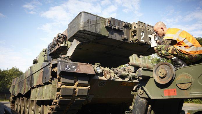 De Leopard 2