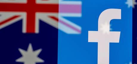 Minder bezoekers nieuwssites Australië na beperking Facebook