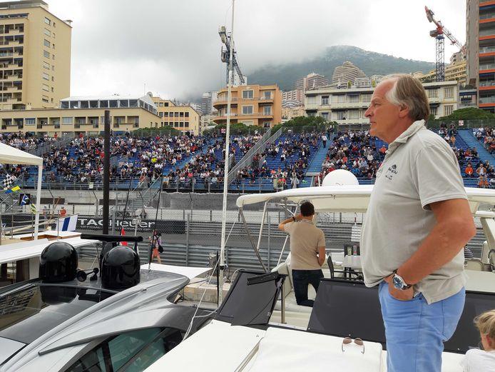 Michael Bleekemolen in Monaco.