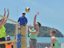 Beachvolleyballer Boehlé strandt in poulefase World Tour Nijmegen
