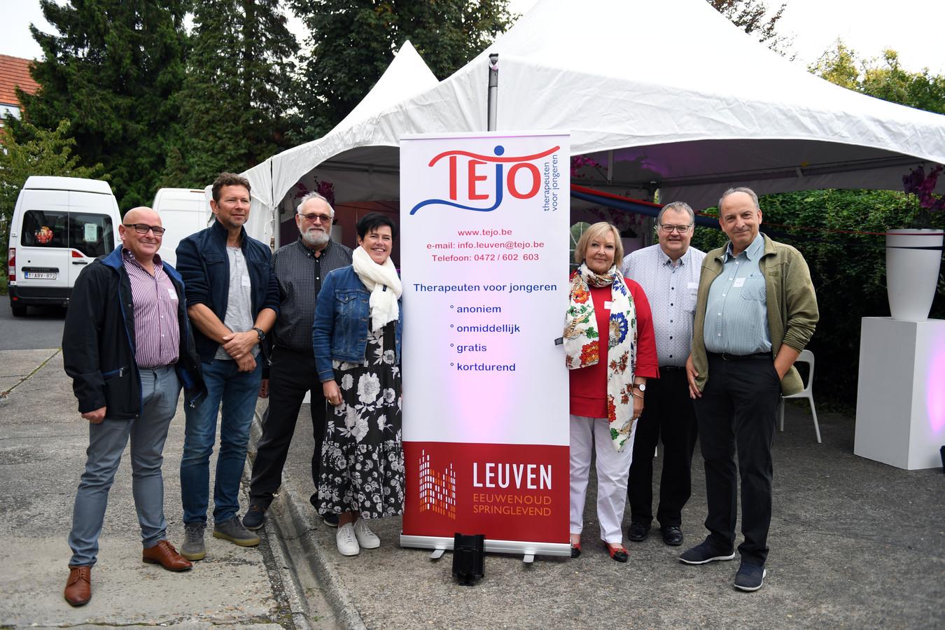 TEJO begon in september 2019 met een locatie in de Verkortingsstraat maar verhuist nu naar een ruimer pand.