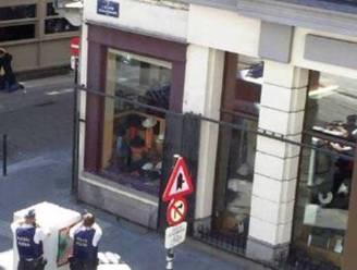 """Student met """"verdachte jas"""" in Brussel vrijgelaten na verhoor"""