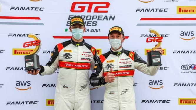 Schitterende zege voor Longin en Guelinckx in Monza