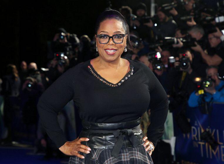 Oprah Winfrey. Beeld Joel C Ryan/Invision/AP