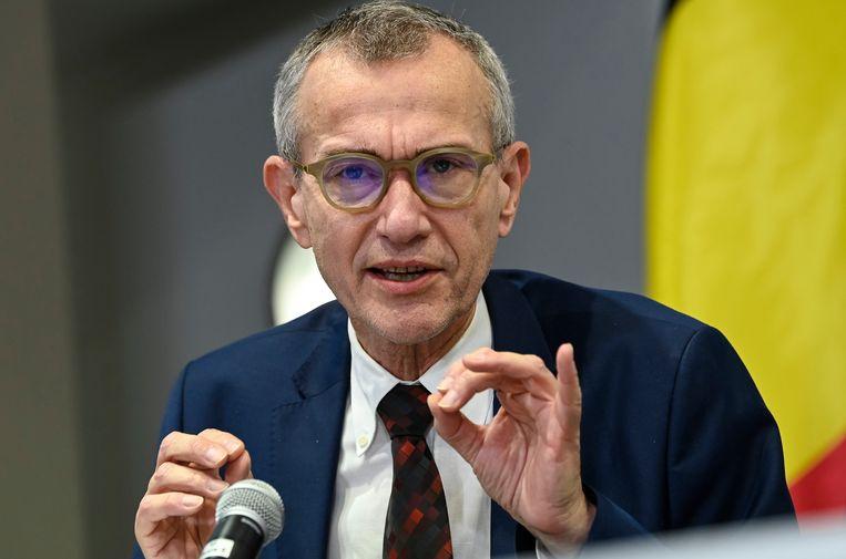 Minister Frank Vandenbroucke. Beeld AP