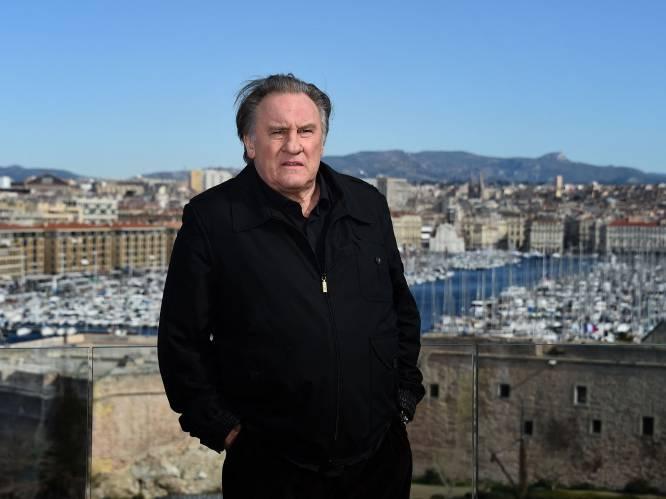 Urineren in een vliegtuig, onderduiken in Rusland en nu ook verkrachting: het schandaalparcours van Gerard Depardieu