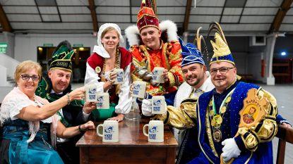 Prinsen Carnaval regio plannen verbroedering tijdens Oktoberfeesten