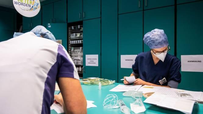 Vijf patiënten naar huis: dan toch eindelijk daling in coronacijfers AZ Sint-Blasius